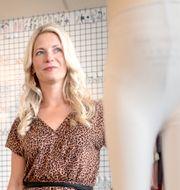 Lindex vd Susanne Ehnbåge. Björn Larsson Rosvall/TT / TT NYHETSBYRÅN