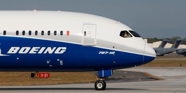 Boeing 787-10 Dreamliner. Mic Smith / TT NYHETSBYRÅN