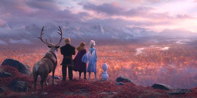 Bild från frost 2 Walt Disney Animation Studios/TT / TT NYHETSBYRÅN