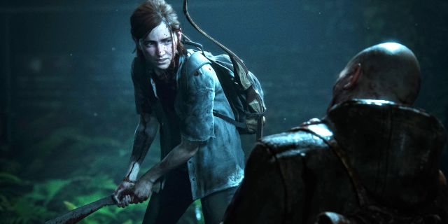 """Last of us 2"". PRESS"