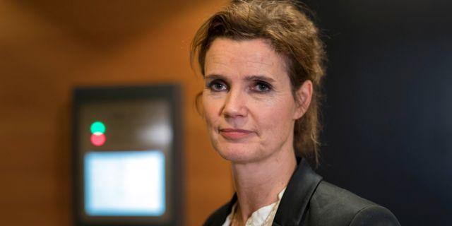 Kammaråklagare Stina Lundqvist.  Thomas Johansson/TT / TT NYHETSBYRÅN