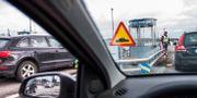 Kontroll på Öresundsbrons svenska sida, arkivbild. Emil Langvad/TT / TT NYHETSBYRÅN