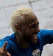 Neymar.  NACHO DOCE / TT NYHETSBYRÅN