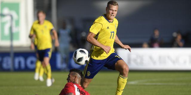 Viktor Claesson.  Pontus Lundahl/TT / TT NYHETSBYRÅN