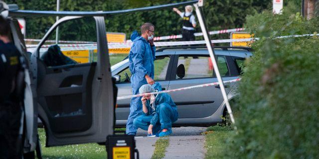 Bild från danska Herlev där skjutningen ägde rum. Arkivbild. Johan Nilsson/TT / TT NYHETSBYRÅN