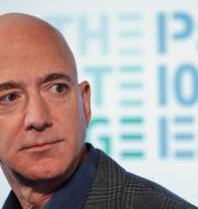 Amazons vd Jeff Bezos. Pablo Martinez Monsivais / TT NYHETSBYRÅN
