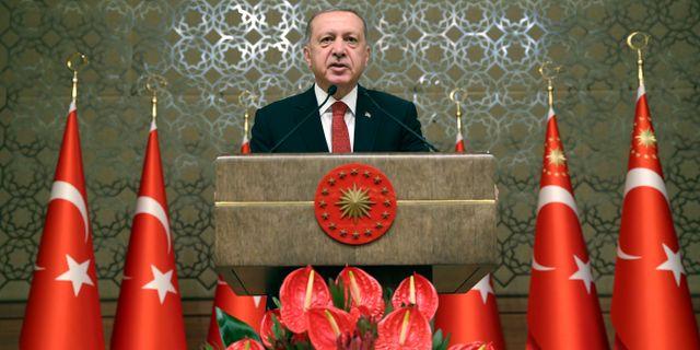 Recep Tayyip Erdogan. TT / NTB Scanpix