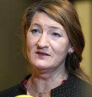 Susanna Gideonsson.  Fredrik Sandberg/TT / TT NYHETSBYRÅN