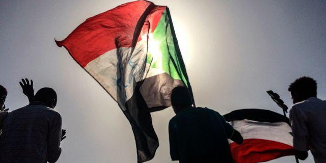 Demonstrationerna i Sudan. TT NYHETSBYRÅN/ NTB Scanpix