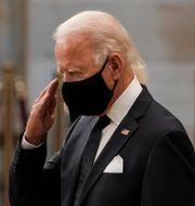 Joe Biden. J. Scott Applewhite / TT NYHETSBYRÅN