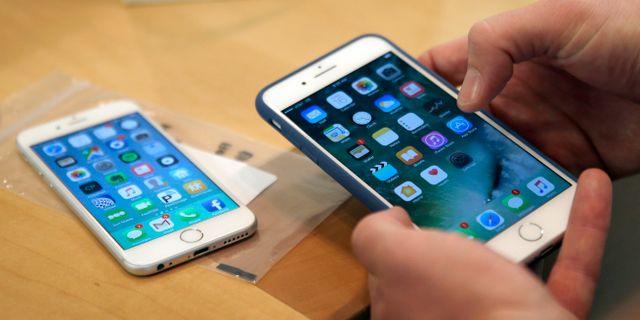 IOS 11.3 ger Iphone 7-användare mikrofonproblem - Omni 5e18212a428ae