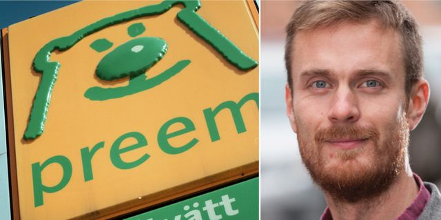 Preem/David Kihlberg.  TT/Naturskyddsföreningen.