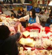 Bild från Taipei, Taiwan/Arkivbild Chiang Ying-ying / TT NYHETSBYRÅN