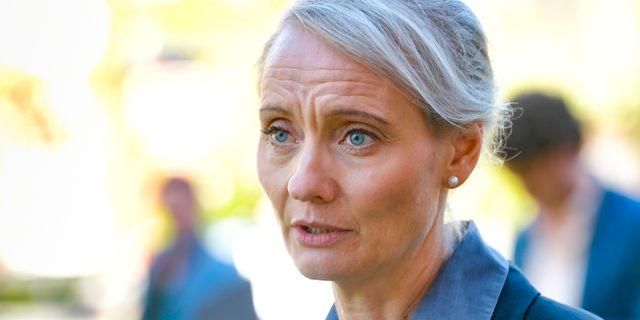 Karin Tegmark Wisell Henrik Montgomery/TT / TT NYHETSBYRÅN