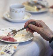 En majoritet av svenskarna tror att välfärden kommer försämras de kommande decenniet.  Pontus Lundahl/TT / TT NYHETSBYRÅN