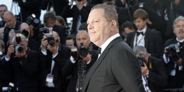 Harvey Weinstein.  ANNE-CHRISTINE POUJOULAT / AFP