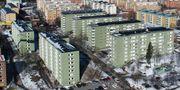 Rinkeby, förort till Stockholm.  Fredrik Sandberg/TT / TT NYHETSBYRÅN