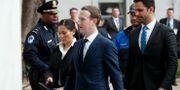 Mark Zuckerbergs debattartikel har publicerats i bland annat Expressen och Wall Street Journal.  Alex Brandon / TT NYHETSBYRÅN/ NTB Scanpix