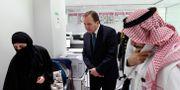 Statsminister Stefan Löfven besöker arbetsförmedlingen Gloworks i Saudiarabiens huvudstad Riyadh. Henrik Montgomery/TT / TT NYHETSBYRÅN