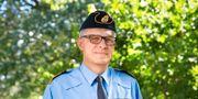 Rikspolischefen Anders Thornberg Micke Grönberg/Sveriges Radio