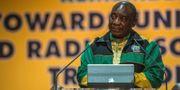 Sydafrikas avgående president Jacob Zuma. MUJAHID SAFODIEN / AFP