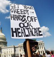 Obamacare har fått både hyllningar och kritik.  Astrid Riecken / GETTY IMAGES NORTH AMERICA