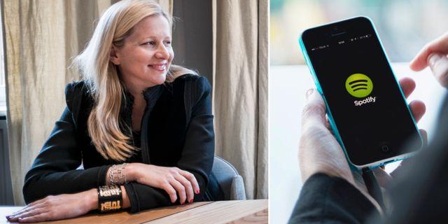 Cristina Stenbeck, ordförande för Kinneviks valberedning.   TT