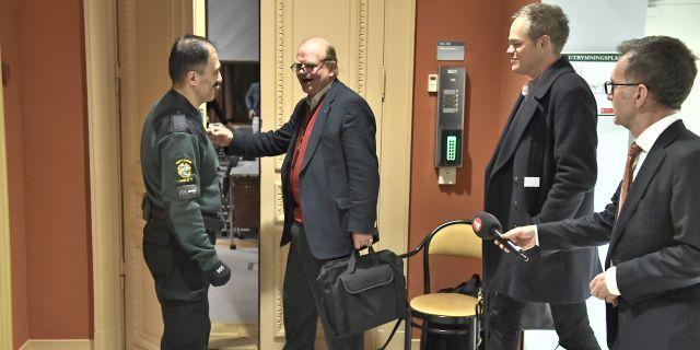 Eskil Erlandsson i riksdagen, arkivbild. Claudio Bresciani/TT / TT NYHETSBYRÅN