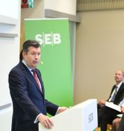 SEB:s vd Johan Torgeby Fredrik Sandberg/TT / TT NYHETSBYRÅN