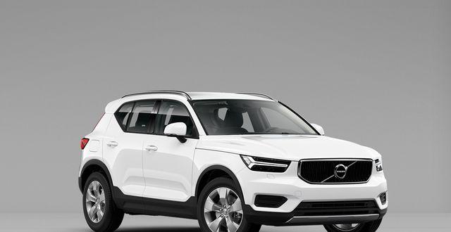 När Volvo XC40 introducerades utsågs den som första Volvo någonsin till Årets bil.