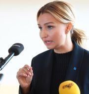 Arkivbild: Kristdemokraternas partiledare Ebba Busch Fredrik Sandberg/TT / TT NYHETSBYRÅN