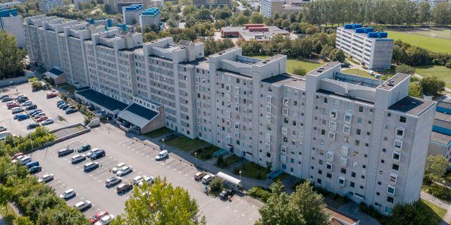 Rosengård i Malmö. Arkivbild. Johan Nilsson/TT / TT NYHETSBYRÅN