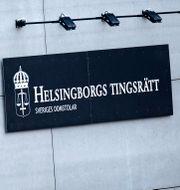 Fallet avgjordes i Helsingborgs tingsrätt. Johan Nilsson/TT / TT NYHETSBYRÅN