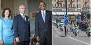 Barack Obama möter kungafamiljen TT