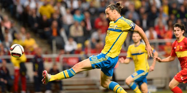 Sverige nära EM efter 3–1-seger mot Montenegro - Omni 23499f6da9c1b