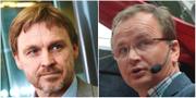Joakim Palme och Mårten Palme. Fredrik Persson / Janerik Henriksson / TT
