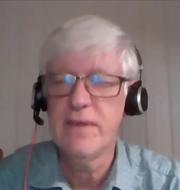 Johan Carlson Skärmdump/Regeringen