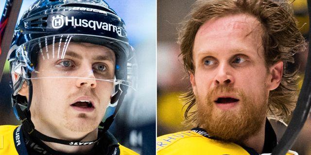Markus Ljungh och Mattias Tedenby. Bildbyrån