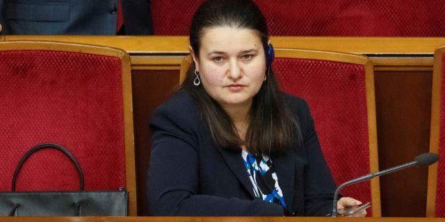 Svart valja premiarminister i ukraina