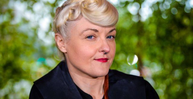 Bea Szenfeld. Per Larsson / TT / TT NYHETSBYRÅN