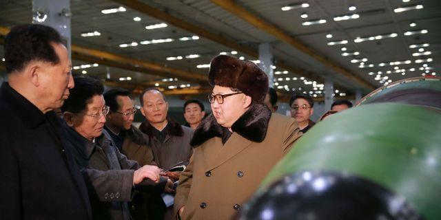 Sydkoreas nya president vacker hopp i nordkorea