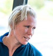 Jenny Fransson. Arkivbild. Johan Nilsson/TT / TT NYHETSBYRÅN