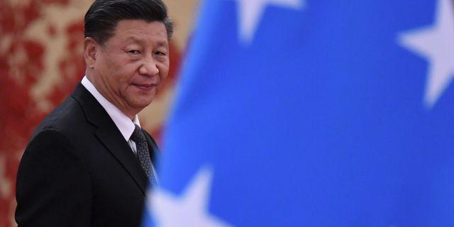 Kinas president Xi Jinping.  NOEL CELIS / AFP