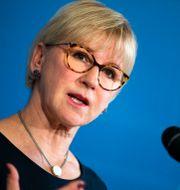 Margot Wallström Fredrik Persson/TT / TT NYHETSBYRÅN