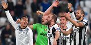 Juventusjubel. ALBERTO PIZZOLI / AFP