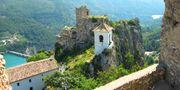 Guadalest beskrivs som ett himmelrike på jorden. Wikicommons