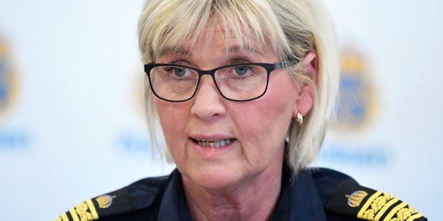 Lisa Ström Janerik Henriksson/TT / TT NYHETSBYRÅN