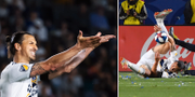 Zlatan Ibrahimovic. Bildbyrån