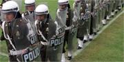 Colombiansk polis, illustrationsbild TT