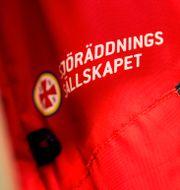 Sjöräddningssällskapets jacka.  Marcus Ericsson/TT / TT NYHETSBYRÅN